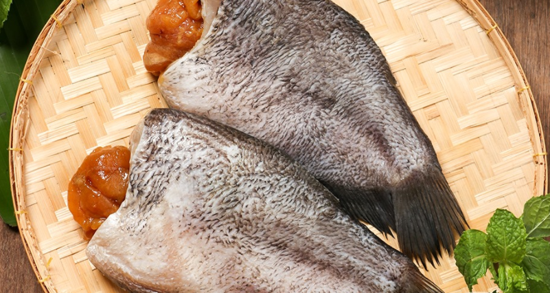 ปลาสลิดสด